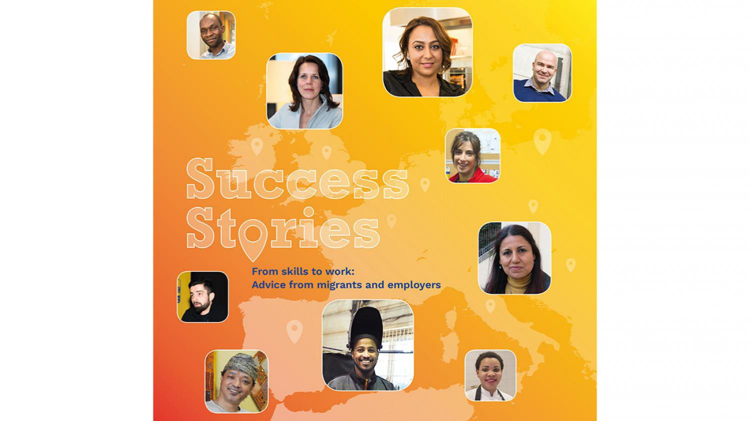 Skills2work Success Stories voorpagina
