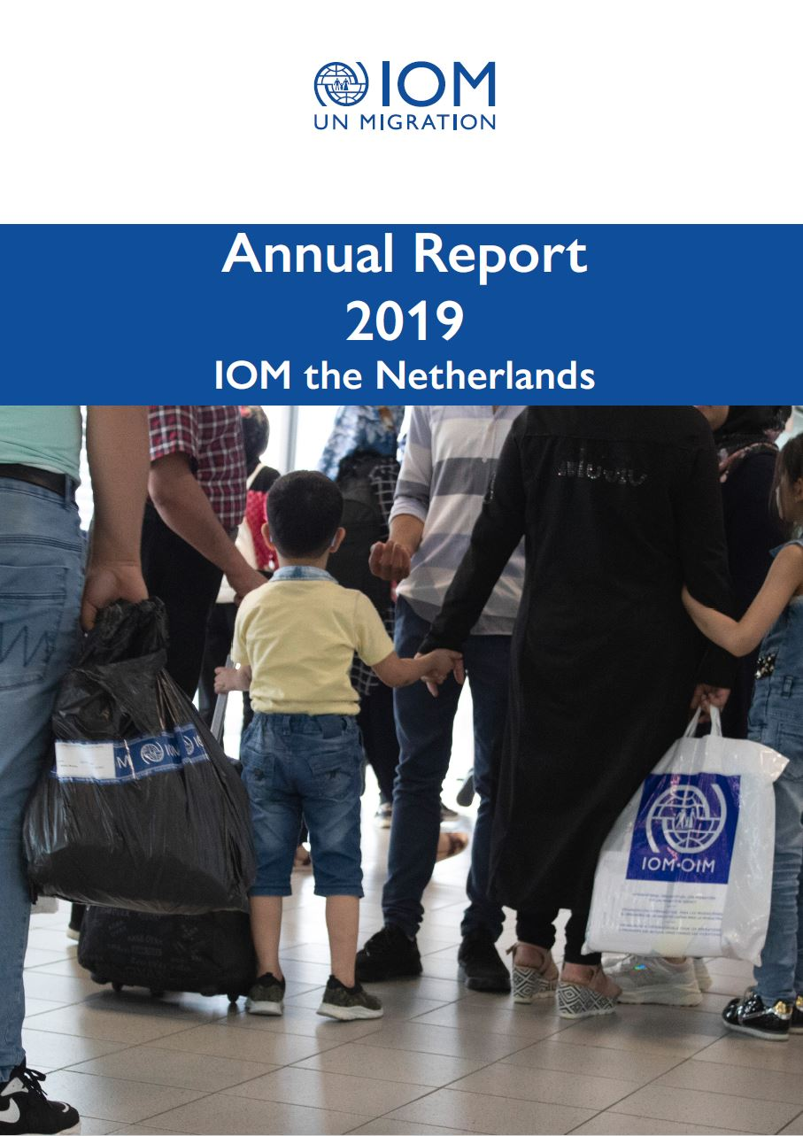 annual report full cover