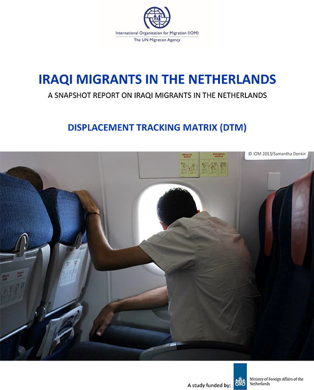 CMFS Iraqi migrant in the NL 1