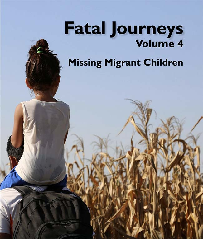 missing migrant children